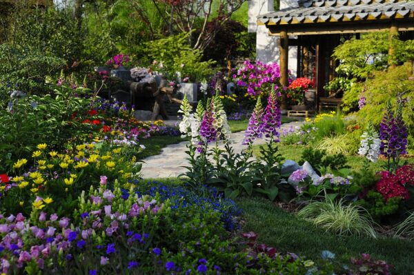 Jardín-urbano