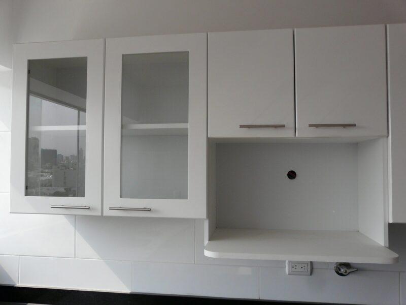 montar modulos altos cocina