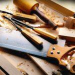 herramientas manuales carpintería