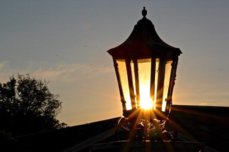 iluminacion con luz natural